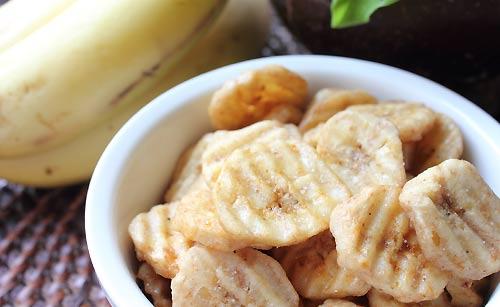 バナナのドライフルーツ