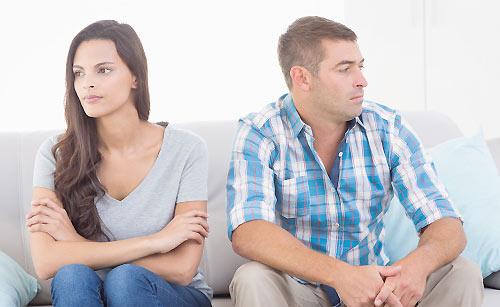 会話のないカップル