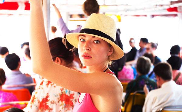 """通学or通勤途中で""""恋を見つけた""""バスor電車でのアプローチ方法"""