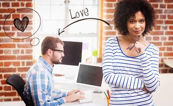 狙った新入社員の後輩を恋に落とす方法!まずは弱みにつけ込んで!