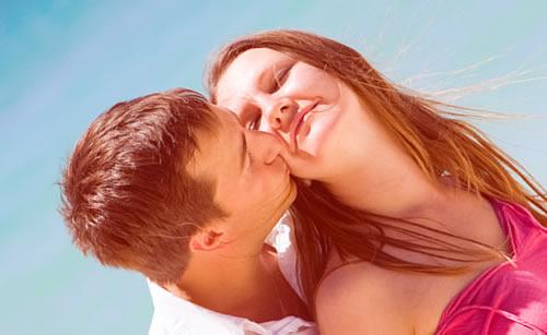 結婚適齢期のカップル