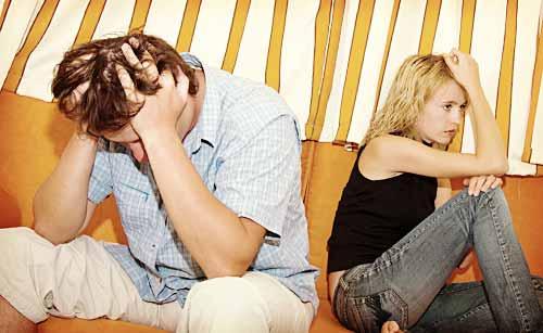 夫の鬱に悩む妻