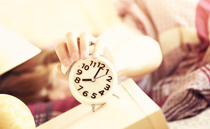 寝起きが悪い人でも朝スッキリ・今すぐ改善できる生活習慣