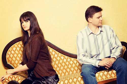 倦怠期なカップル