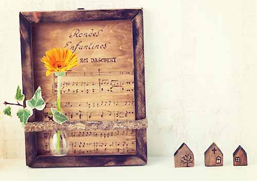 一輪のガーベラの花