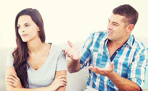 彼氏をバッサリ切り捨てる女性