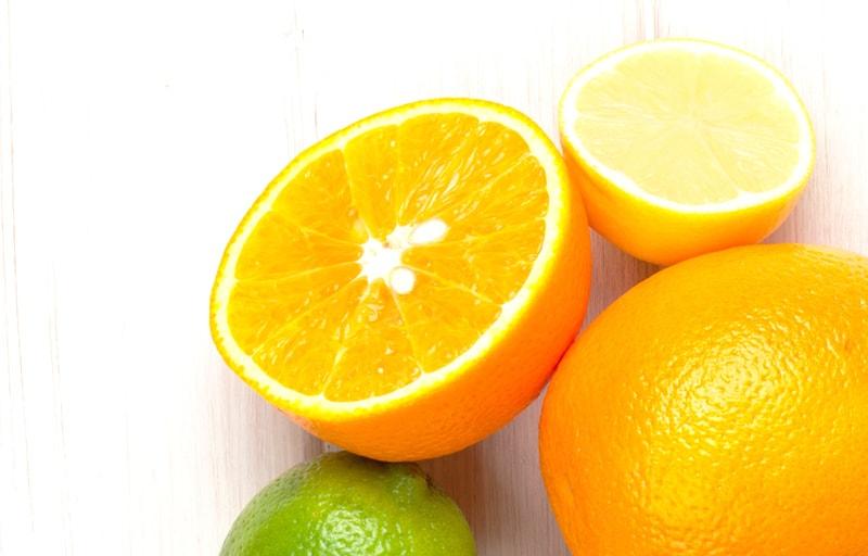 オレンジとシトラス