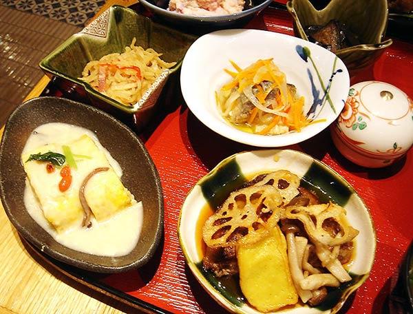 京ダイニング八条の和食