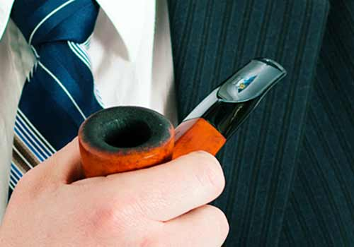 禁煙パイプ