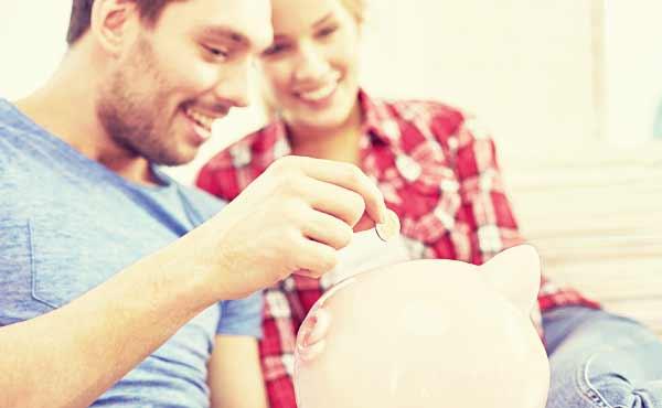 同棲の初期費用こんなに必要・わずかな貯金じゃ無理かも!