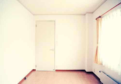 ミニマリストな部屋