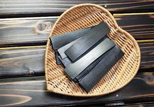 孟宗竹の炭