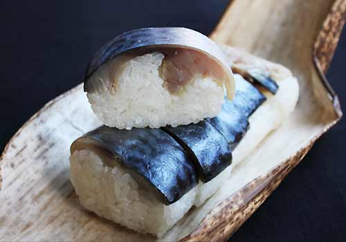 鯖姿寿司 その5