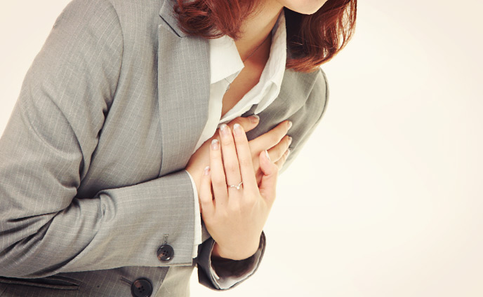 心筋梗塞の前兆・普段の生活に潜む無視してはいけない症状