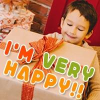 プレゼント男の子・0歳~14歳男子が笑顔になる贈り物