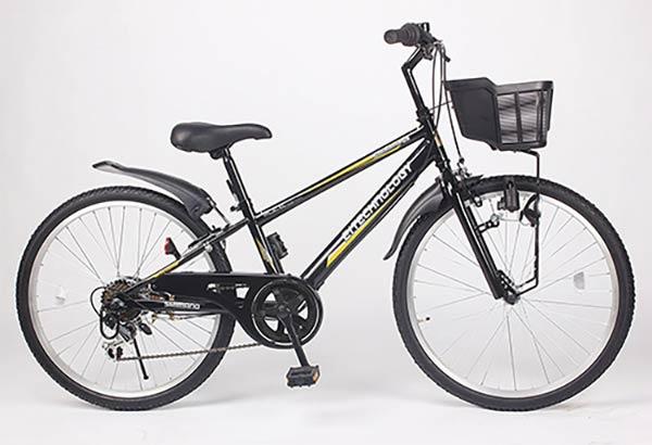 24インチ自転車
