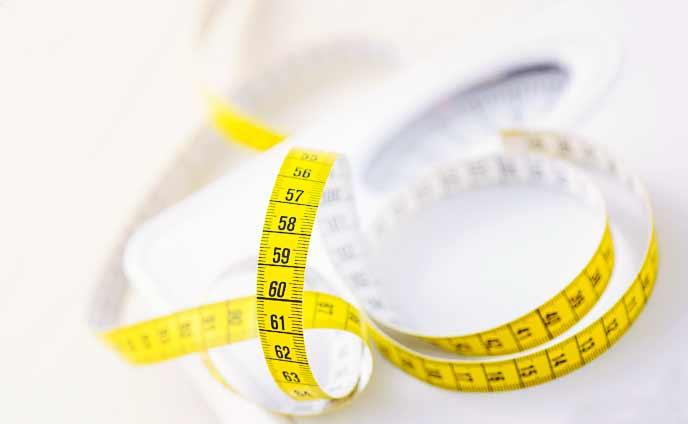 正月太り解消ダイエット・日常に少しの工夫で楽に痩せる