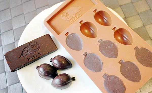ダリケーの手作りキットで生カカオからチョコを作ってみた
