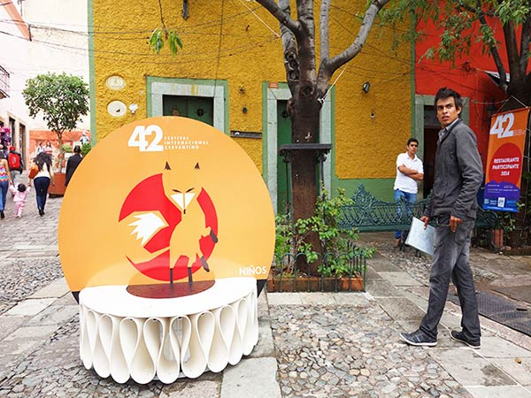 アートの祭典「セルバンティーノ祭」