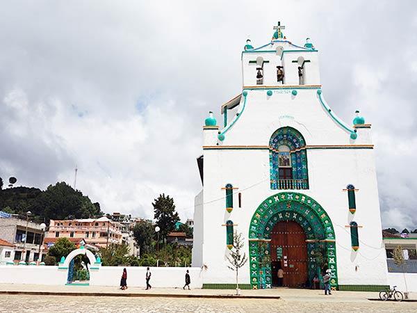 これがそのサンクリストバル・デ・ラスカサスの「もの凄い教会です」