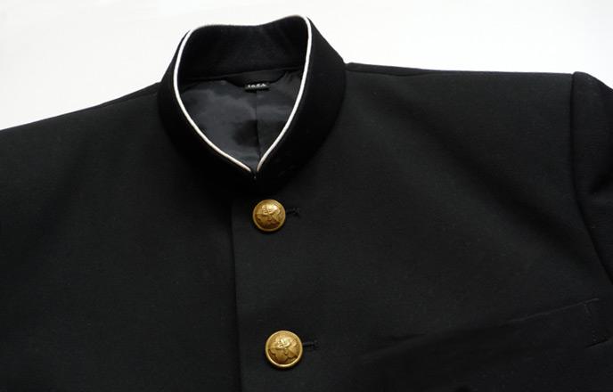 男子用の学生服