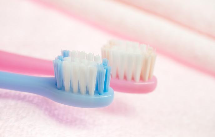 ブラシがコンパクトサイズな歯ブラシ