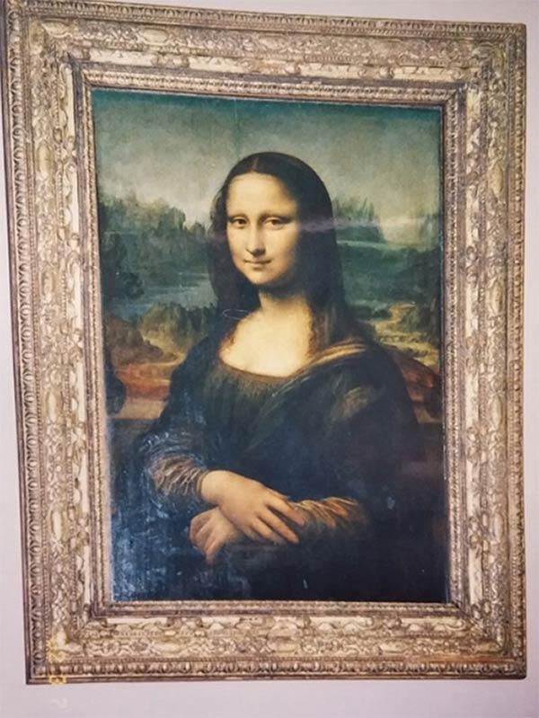 「モナ・リザ」の肖像