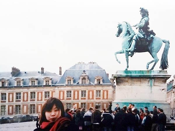 ベルサイユ宮殿といえばルイ14世