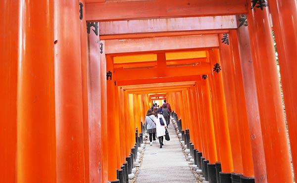 京都旅行おすすめ・心落ち着く神社やお寺の隠れスポット散策