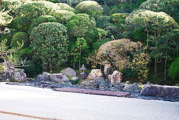 京都と云えば石庭