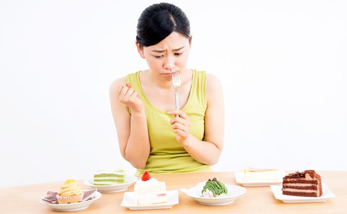 食べてないのに痩せない理由と燃焼スイッチを入れる方法