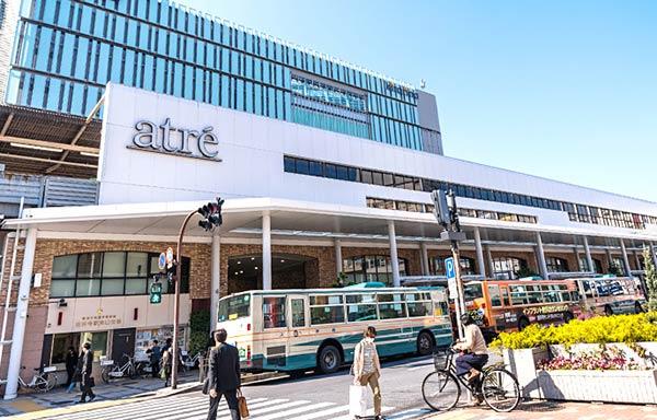 東京の吉祥寺駅