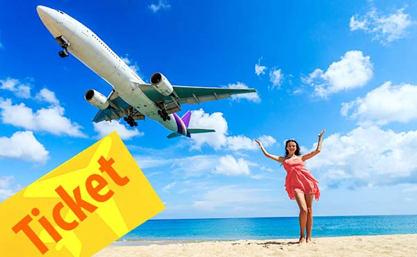 飛行機チケットの買い方・初めてでも意外と簡単手続き方法