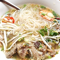 ベトナム料理フォー・麺好きには堪らない料理を現地で食す
