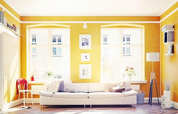 黄色い部屋