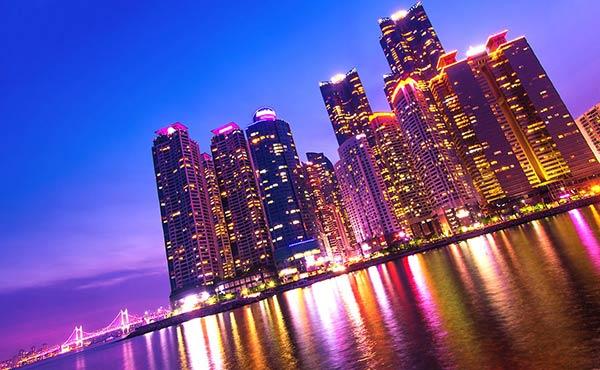 釜山の海雲台・都会と自然が入り混じる韓国人気スポット