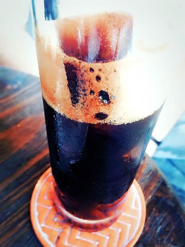 ひんやりアイスコーヒー