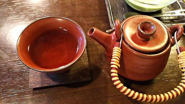 朝宮のほうじ茶