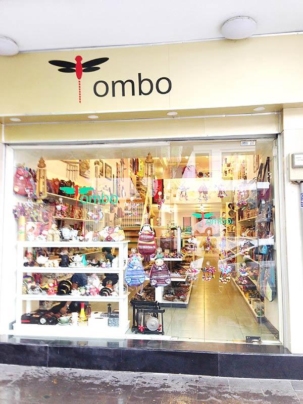 ベトナム刺繍が買えるお店Tombo(トンボ)