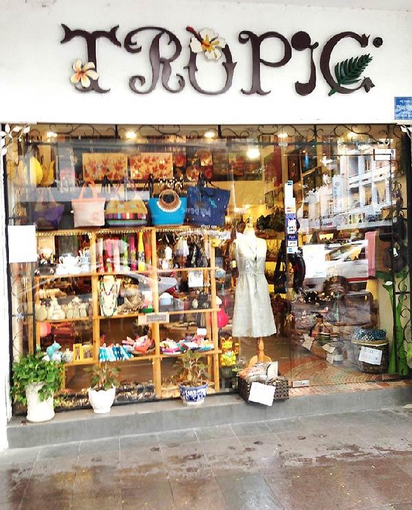 なんとオーナーが日本人のお土産店TOROPIC(トロピック)