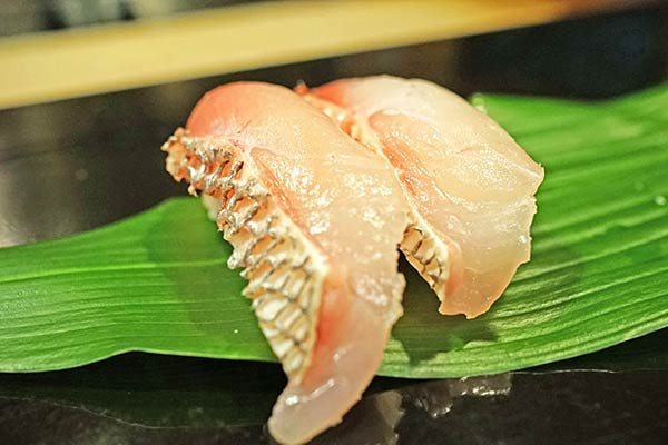 鯛のお寿司