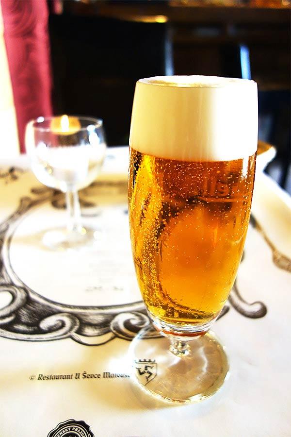 チェコと言えばピルスナービール