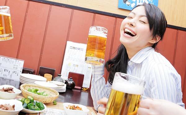 居酒屋ダイエット中の食べ方・飲み方・メニュー選びのコツ