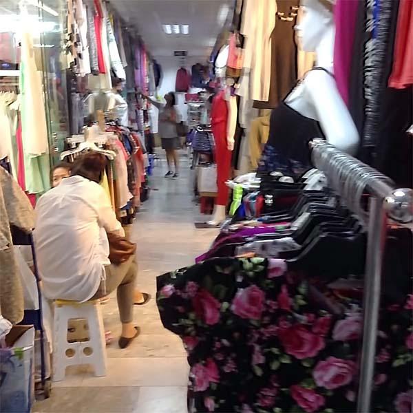 ベトナムの洋服屋さんに潜入してきました
