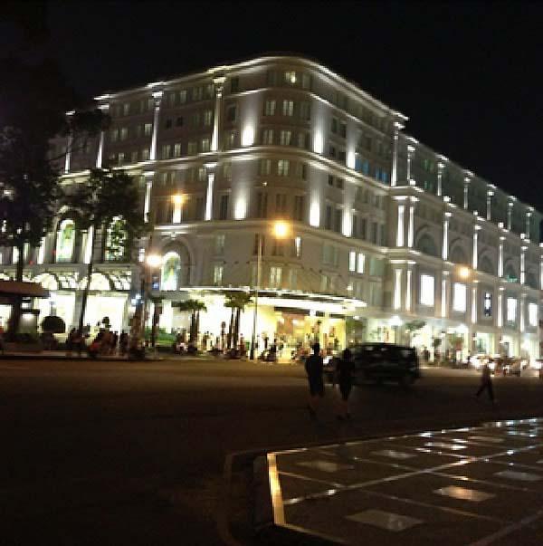 ベトナム最初の老舗ホテル