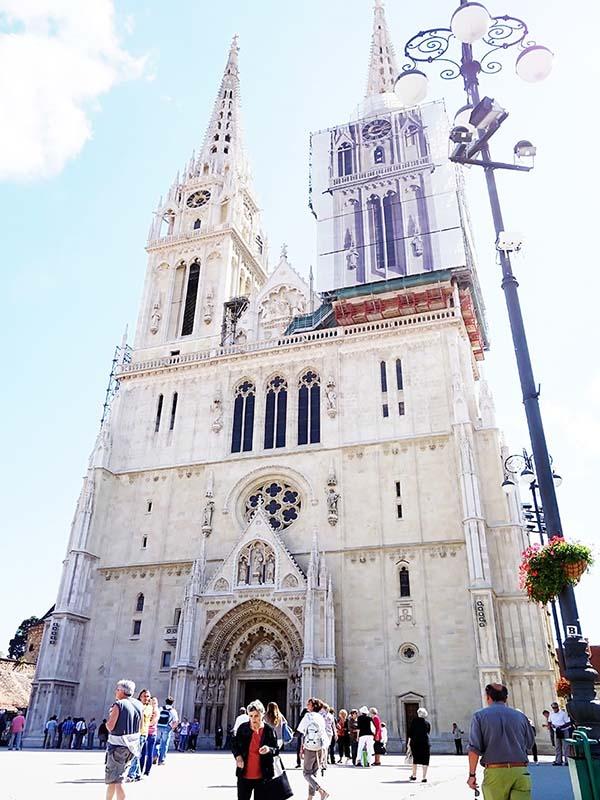 ザグレブ聖堂