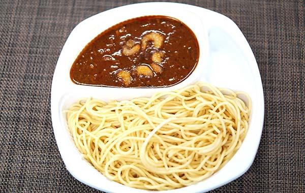 えびえびスパゲッティ