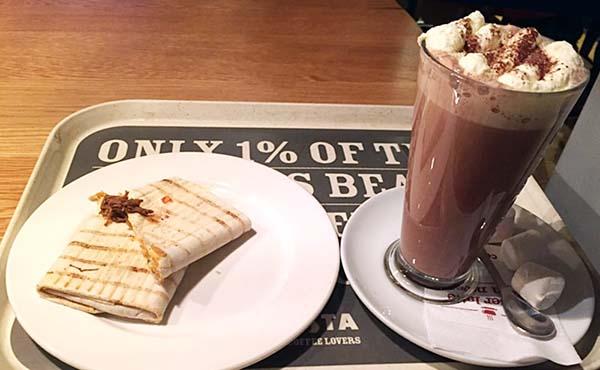 イギリスのカフェ・現地で発見したコーヒーとフードが美味な店