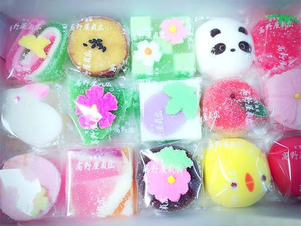 京の半生菓子