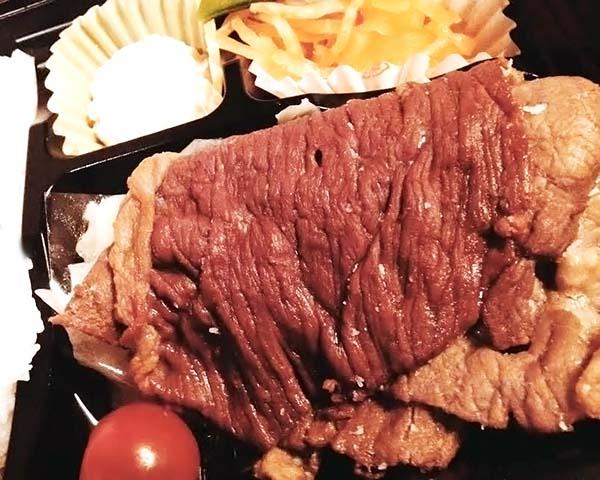 お肉がジューシーで大きそうです